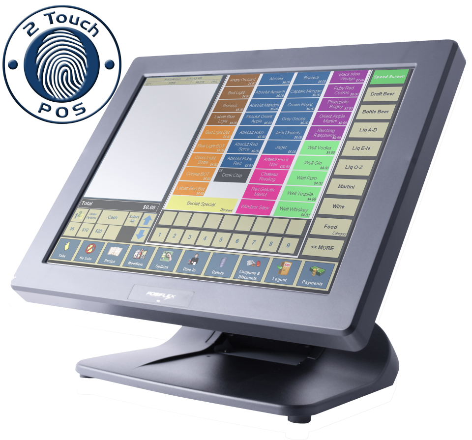 Jacksonville 2TouchPOS Support